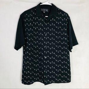 Nat Nast Black Shirt